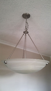 Contemporary Hall & Foyer Five-light pendant