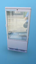98L DRINK/CAKE 4 SIDE DIAMOND GLASS DISPLAY FRIDGE COOLER +LIGHT Dandenong South Greater Dandenong Preview