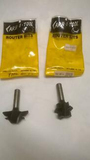 Router bits Carb I Tool