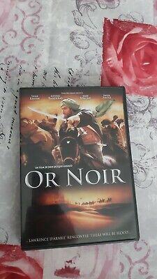 dvd film action aventure OR NOIR antonio banderas VF rare