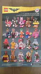The LEGO Batman Movie Collectible Minifigures Angle Park Port Adelaide Area Preview