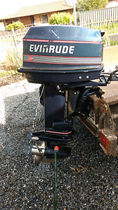 30hp 1996 evinrude short shaft Parafield Gardens Salisbury Area Preview