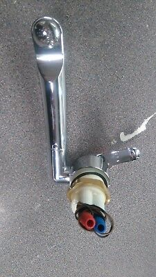 MARINE MOTORHOME & CARAVAN REICH TWIST LH 90 DEGREE TWIST MIXER TAP N104 39MM BA