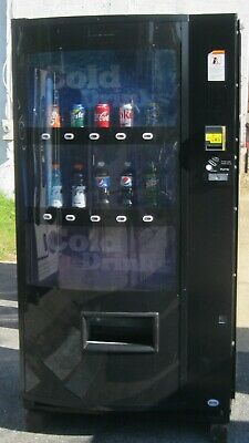 Vendo Soda Canbottle Drink Vending Machine - Comes With Credit Card Reader