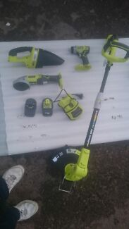 Cordless power tools. (makita,Bosch,ryobi) Kwinana Town Centre Kwinana Area Preview