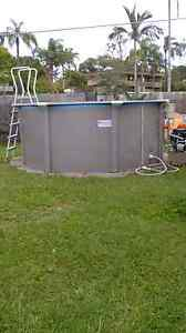 Portapool or swimming pool Eagleby Logan Area Preview