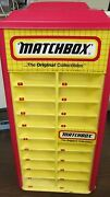 Matchbox Store Display
