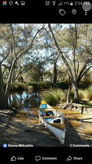 Canoe perfect paddle