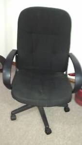 Mint condition Black Computer chairs (Heavy Duty) Belconnen Belconnen Area Preview