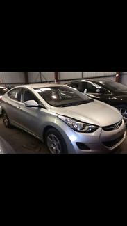 Hyundai elantra (repairable write off) swap for ute