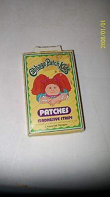 CABBAGE PATCH OPEN BOX OF 10 BANDAIDS