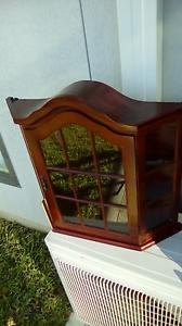 Display cabinet $45 o.n.o. Cessnock Cessnock Area Preview