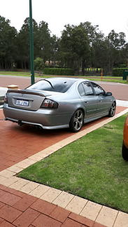 Ba xr6 turbo swap or sell $9000