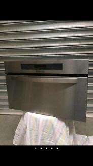 Steam oven. Freestanding or inbuilt option