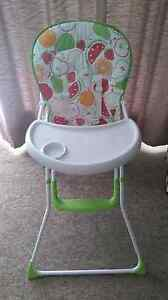High chair Banksia Park Tea Tree Gully Area Preview