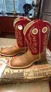 Justin dress cowboy boots Woombye Maroochydore Area Preview