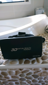 3d virtual reality headset  Coomera Gold Coast North Preview