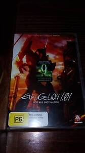 Evangelion:1.01 You Are (Not) Alone DVD Wynn Vale Tea Tree Gully Area Preview
