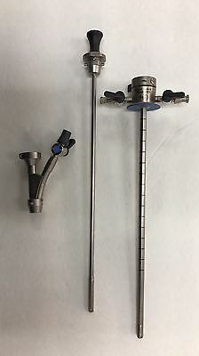 Olympus Cystoscopy Sheath Set