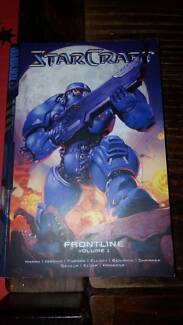 Starcraft Frontline V1 manga by Tokyopop