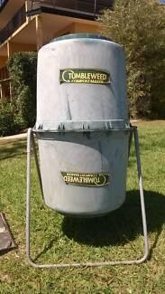 Tumbleweed Compost Tumbler / Rotating Bin / Mulch Maker North Ipswich Ipswich City Preview