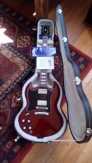 Left Handed Gibson SG Standard 2012 for Sale