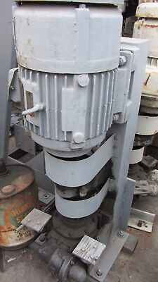 Blackmer JP-5 Fuel Transfer Pump BXL2NFB-NHROV 50GPM@60psig 520RPM 5HP motor