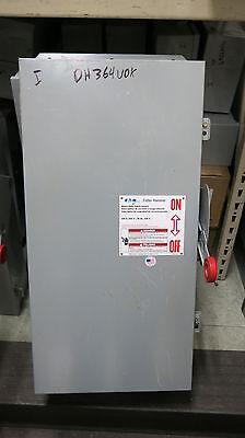 Cutler Hammer Dh364udk 200 Amp 600 Volt Nema 12 Disconnect New