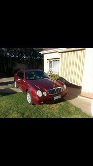 2001 Mercedes-Benz CLK230 Kompressor Royal Park Charles Sturt Area Preview