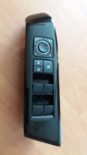 LEXUS GS-250 RHD 2014 WINDOW SWITCH BUTTONS OEM  84040-30230