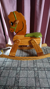 Handmade Rocking Horse Youngtown Launceston Area Preview