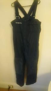 Sailing bib/overalls and jacket Flemington Melbourne City Preview