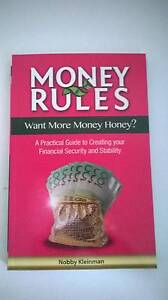 Money Rules Want more money honey by Nobby Kleinman Sunbury Hume Area Preview