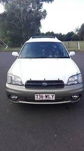 2000 Subaru Outback Wagon Port Douglas Cairns Surrounds Preview
