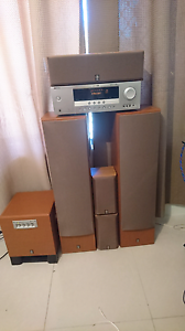 Yamaha surround sound system Midland Swan Area Preview