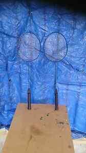 2 for 1 badmington rackets Parmelia Kwinana Area Preview