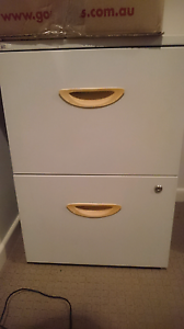 2 Drawer Metal Filing Cabinet Smithfield Cairns City Preview