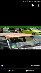 Wanted xd xe xf sunvisor like in picture Kurri Kurri Cessnock Area Preview