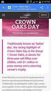 Crown Oaks Day - 3/11/16. Hill Stand Tickets Rutherford Maitland Area Preview