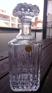 Decanter Crystal Made in France Newcastle East Newcastle Area Preview