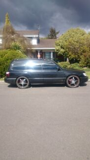 2000 GT Forester Turbo Modified Launceston 7250 Launceston Area Preview