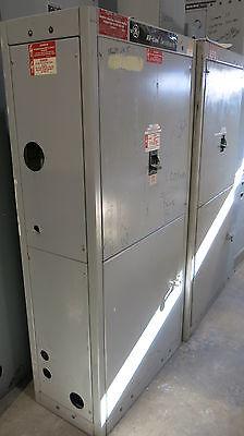 Ge Av Line 400 Amp Main Breaker 120208 Volt W Ct Cabinet- E1382