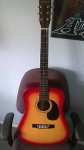 Acoustic Guitar Peerless - Made in Korea Caboolture Caboolture Area Preview