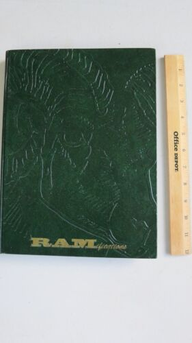 Colorado State University Yearbook 2000 SILVER SPRUCE