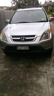 Honda crv sport Geelong 3220 Geelong City Preview