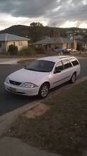 2001 Ford Falcon Wagon Karabar Queanbeyan Area Preview
