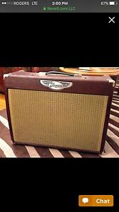 Traynor YCV40 40th Anniversary Tube Amp signed by Pete Traynor