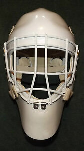 Protechsport-goalie-mask-Lefevre-design-Theodore-model-full-kevlar-excellent