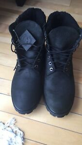 "Brand new timberland boots, heritage 6"" warm"