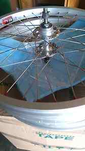 20 inch old school wheels7x kinlinrim Suzy hubs Seaton Charles Sturt Area Preview